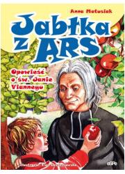 Jabłka z Ars - okładka książki