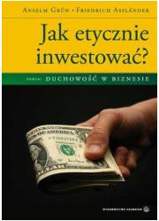 Jak etycznie inwestować? - okładka książki