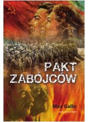 Pakt zabójców - okładka książki