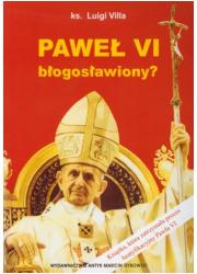 Paweł VI błogosławiony? - okładka książki