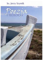 Poezja i teologia - okładka książki