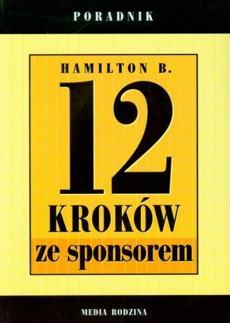 12 kroków ze sponsorem - okładka książki