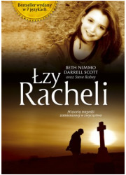 Łzy Racheli - okładka książki