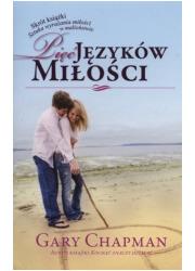 Pięć języków miłości - okładka książki