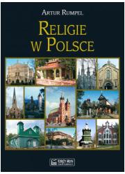 Religie w Polsce - okładka książki