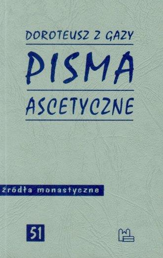 Pisma ascetyczne tom 51 - okładka książki