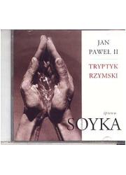 Tryptyk rzymski. Śpiewa Stanisław - okładka płyty