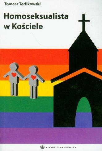 Homoseksualista w Kościele - okładka książki