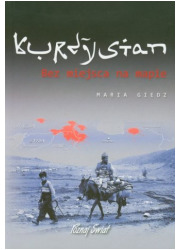 Kurdystan. Bez miejsca na mapie - okładka książki