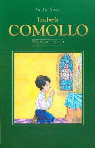Ludwik Comollo. Wzór młodych - okładka książki