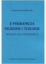 Z pogranicza filozofii i teologii - okładka książki