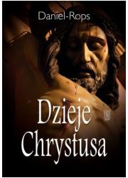Dzieje Chrystusa - okładka książki
