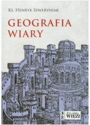 Geografia wiary - okładka książki