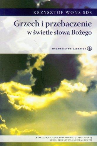 Grzech i przebaczenie w świetle - okładka książki