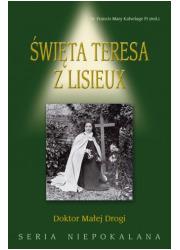 Święta Teresa z Lisieux - okładka książki
