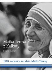 Matka Teresa z Kalkuty - okładka książki