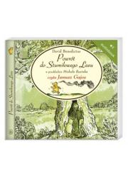 Powrót do Stumilowego Lasu (CD - pudełko audiobooku
