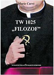 TW 1025 Filozof. Pamiętnik Antyapostoła - okładka książki