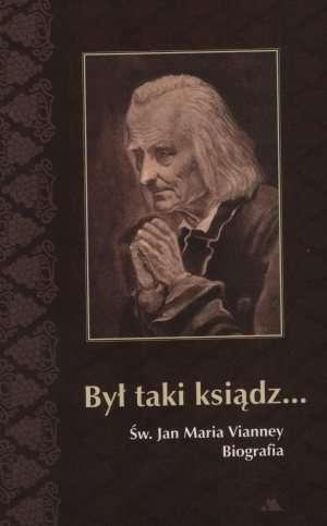 Był taki ksiądz... Św. Jan Maria - okładka książki