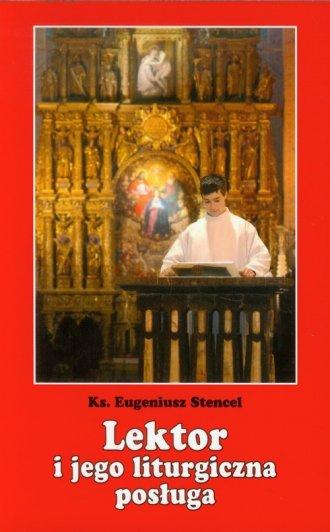 Lektor i jego liturgiczna posługa - okładka książki