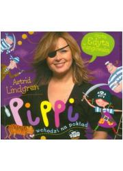 Pippi wchodzi na pokład (CD) - pudełko audiobooku