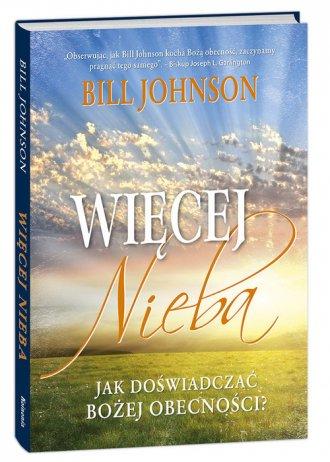Więcej Nieba - okładka książki