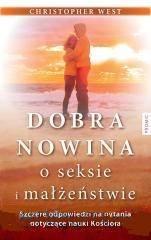 Dobra nowina o seksie i małżeństwie. - okładka książki