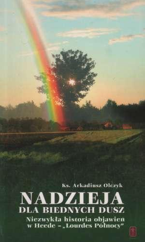 Nadzieja dla biednych dusz - okładka książki