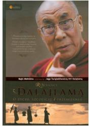 Rozmowy z Dalajlamą. O życiu, szczęściu - okładka książki