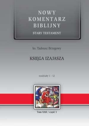 Księga Izajasza. Rozdziały 1-12 - okładka książki