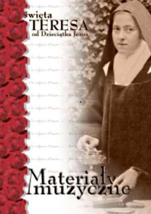 Materiały muzyczne o św. Teresie - okładka książki