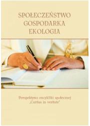 Społeczeństwo. Gospodarka. Ekologia. - okładka książki