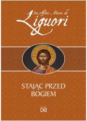 Stając przed Bogiem - okładka książki