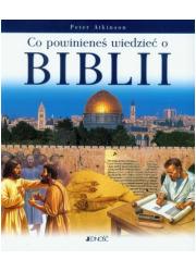 Co powinieneś wiedzieć o Biblii - okładka książki