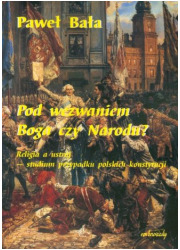 Pod wezwaniem Boga czy Narodu? - okładka książki