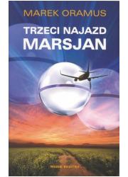 Trzeci najazd Marsjan - okładka książki