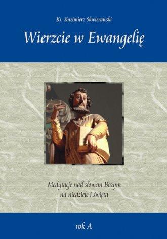Wierzcie w Ewangelię - okładka książki