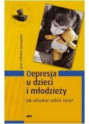 Depresja u dzieci i młodzieży. - okładka książki