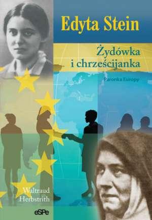 Edyta Stein. Żydówka i chrześcijanka - okładka książki