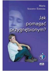 Jak pomagać przygnębionym? - okładka książki