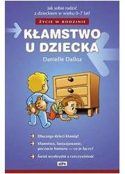 Kłamstwo u dziecka - okładka książki