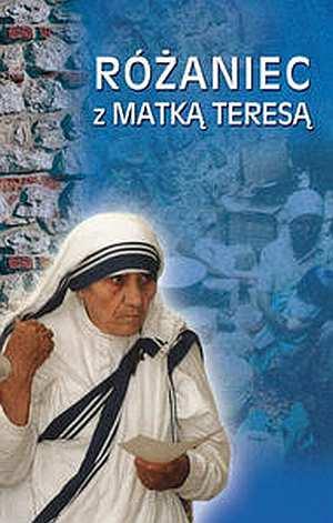 Różaniec z błogosławioną Matką - okładka książki