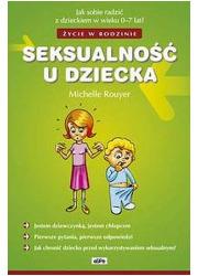 Seksualność u dziecka - okładka książki