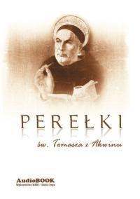 Perełki św. Tomasza z Akwinu (książka - pudełko audiobooku