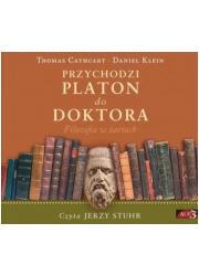 Przychodzi Platon do doktora (CD - pudełko audiobooku