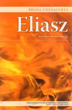 Eliasz - okładka książki