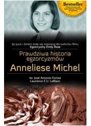 Prawdziwa historia egzorcyzmów - okładka książki