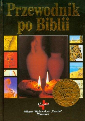 Przewodnik po Biblii - okładka książki