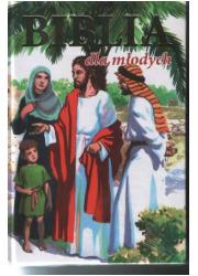 Biblia dla młodych - okładka książki