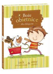 Boże obietnice (dla chłopców) - okładka książki